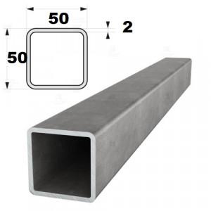 Труба профильная  50х50 х2,0   (6,0 м  ) Север-Сталь