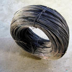 Проволока  3мм термообраб. вязальная (1бухта - 100кг)