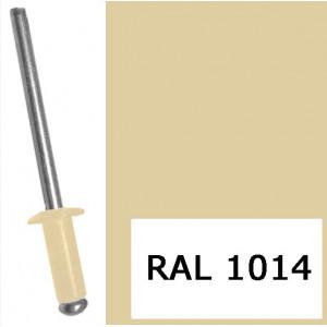 Заклепка ZK-3.2х8 (RAL 1014)