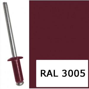 Заклепка ZK-3.2х8 (RAL 3005)