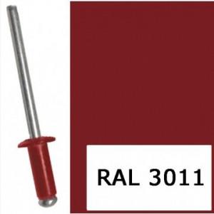 Заклепка ZK-3.2х8 (RAL 3011)