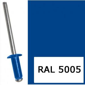 Заклепка ZK-3.2х8 (RAL 5005)