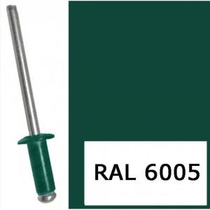 Заклепка ZK-3.2х8 (RAL 6005)