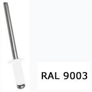 Заклепка ZK-3.2х8 (RAL 9003)