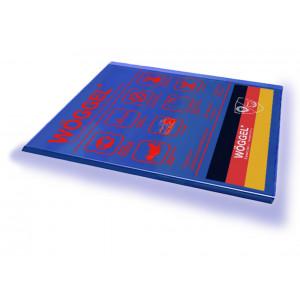 Монолитный поликарбонат Woggel синий 2мм