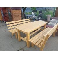Садовый набор: Стол+2 Скамьи