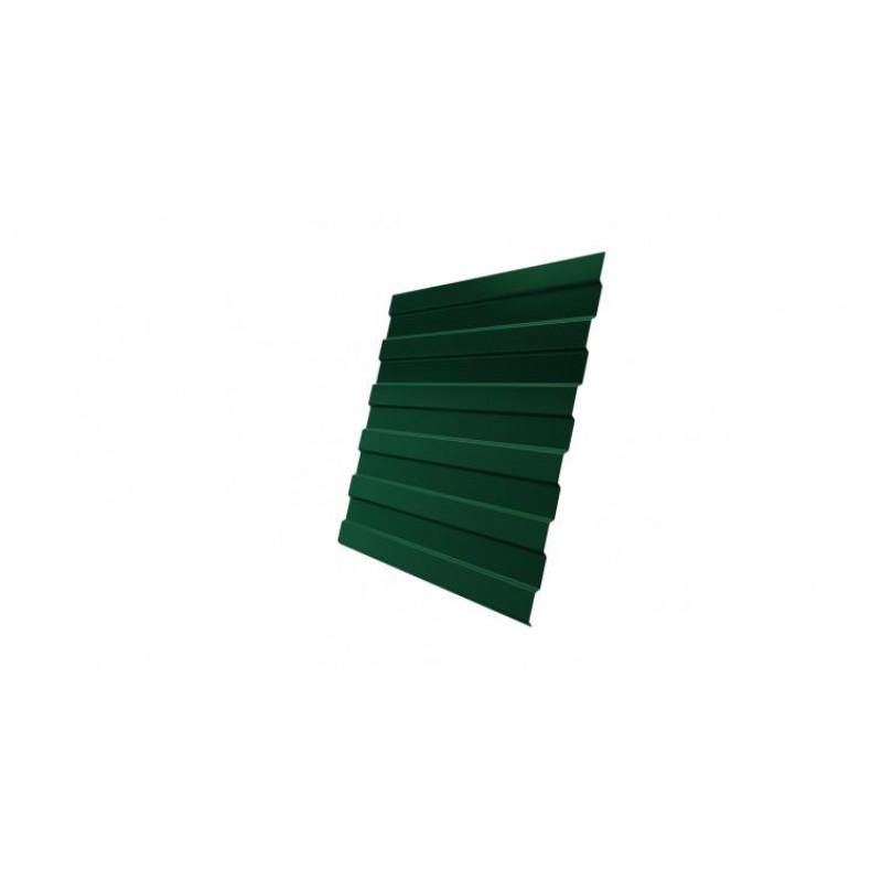 Профнастил С- 8 RAL6005 -0,40 (2,0*1,2)
