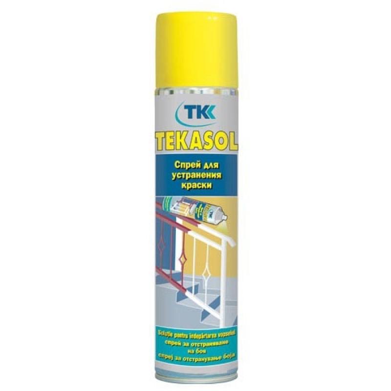 Спрей д/удаления краски Tekasol 400мл