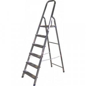 """Стремянка""""STAIRS"""" 6 ступ (высота124см) 6,8кг"""