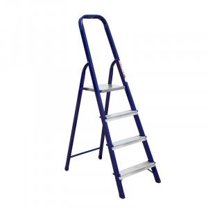 """Стремянка""""STAIRS"""" 4 ступени (высота 82см) 5,1кг"""