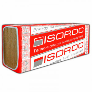 Плиты минераловатные ISOROK (10шт)  6,1м2