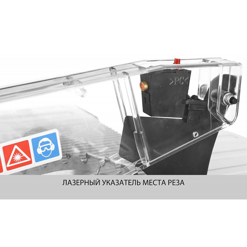 Станок распиловочный ЗУБР ЗПДС-255-1600С-2