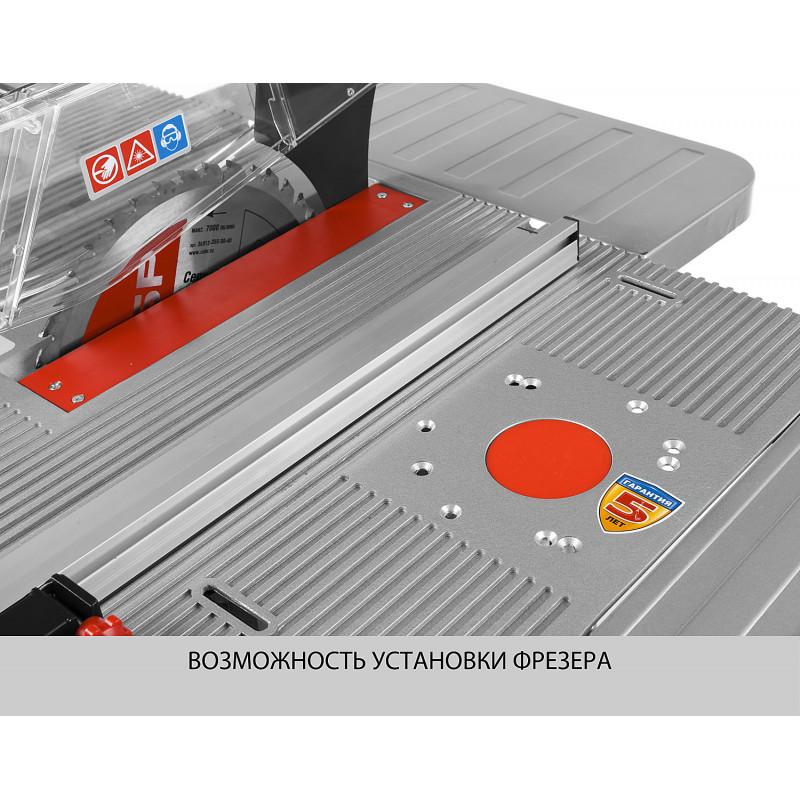 Станок распиловочный ЗУБР ЗПДС-255-1600С-9